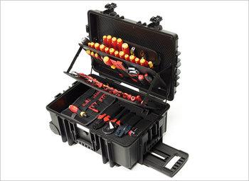 Wiha Electricians tool case XXL