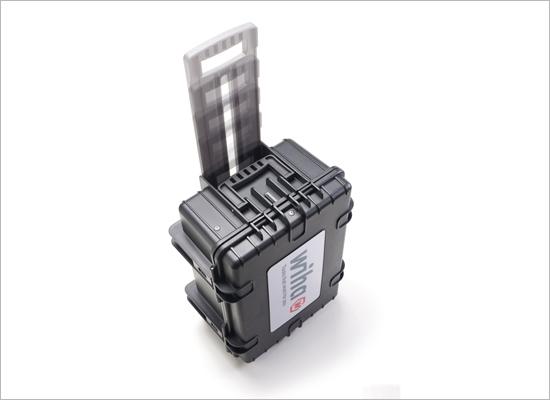 Trolley Wiha Electricians tool case