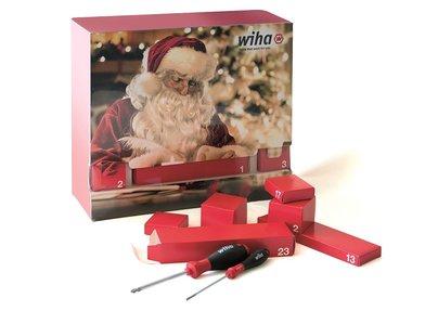 Рождественская открытка Wiha