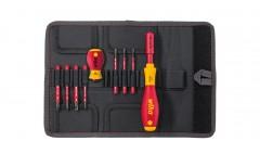 Набор рукоятки и биты SoftFinish® electric slimVario®