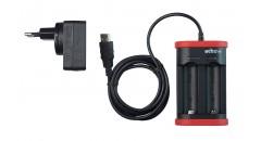 Зарядное устройство для аккумулятора типа Li-Ion 18500