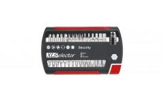 Набор бит XLSelector Security Standard 25 мм